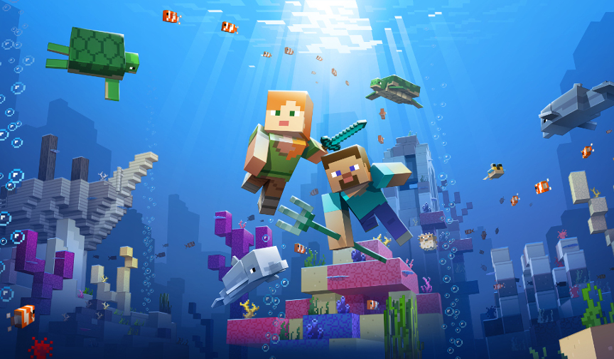 Update Aquatic Phase Two Is Out Today Minecraft