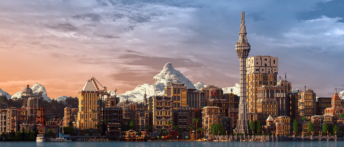 how to download a city on minecraft
