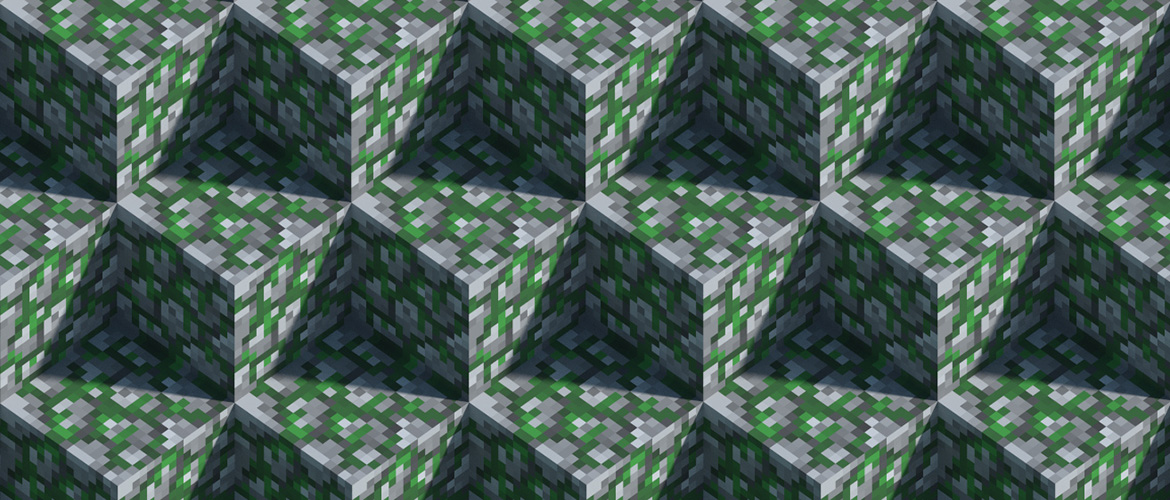 Block Of The Week Moss Stone