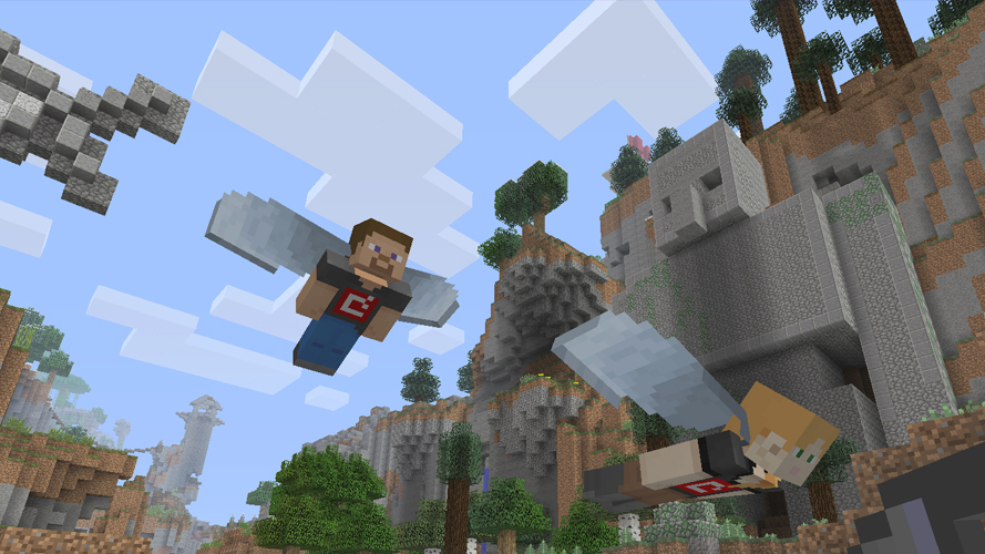 Play Minecraft Classic as a Free In-Browser Game