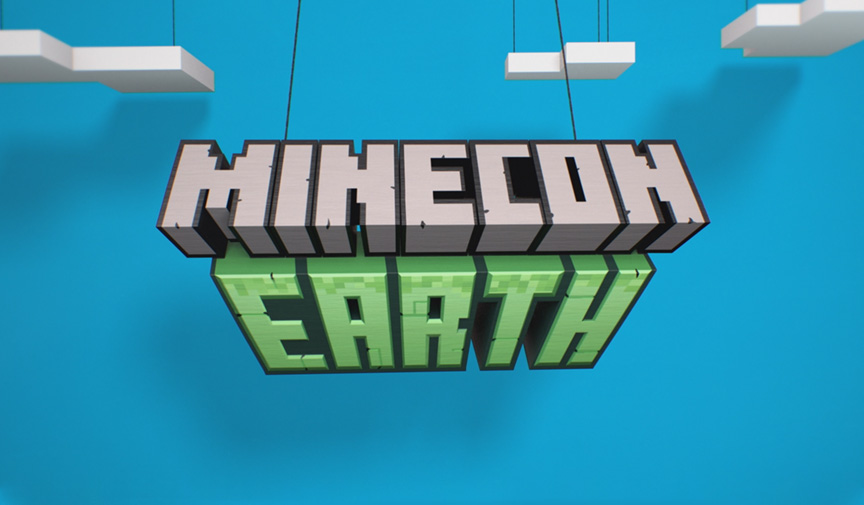Minecon Earth 2018 Save The Date Minecraft