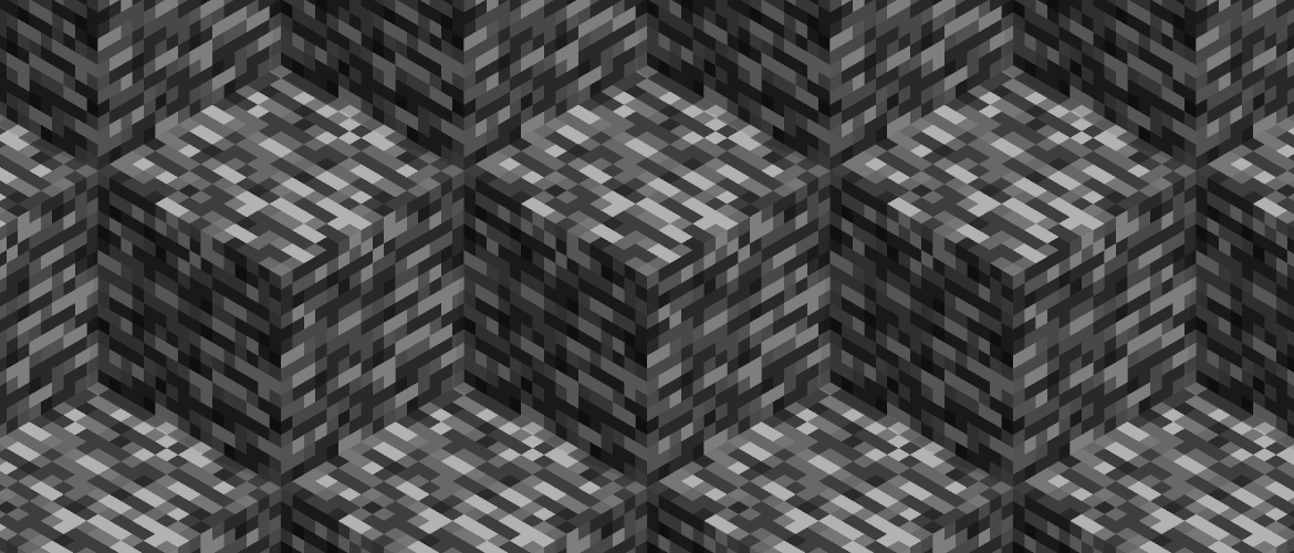 try the new bedrock textures minecraft