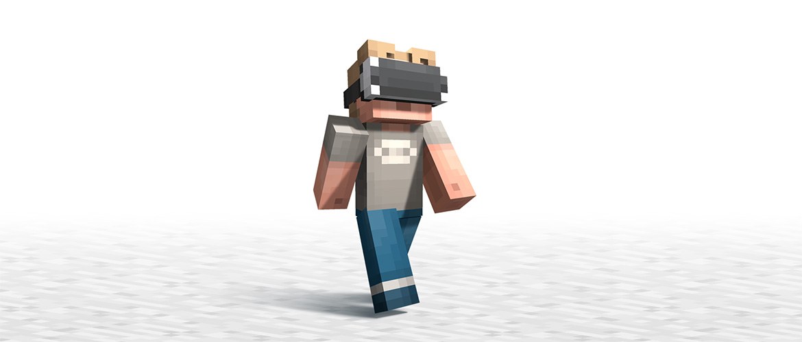 Minecraft Now On Windows Mixed Reality Minecraft - Minecraft headset spielen