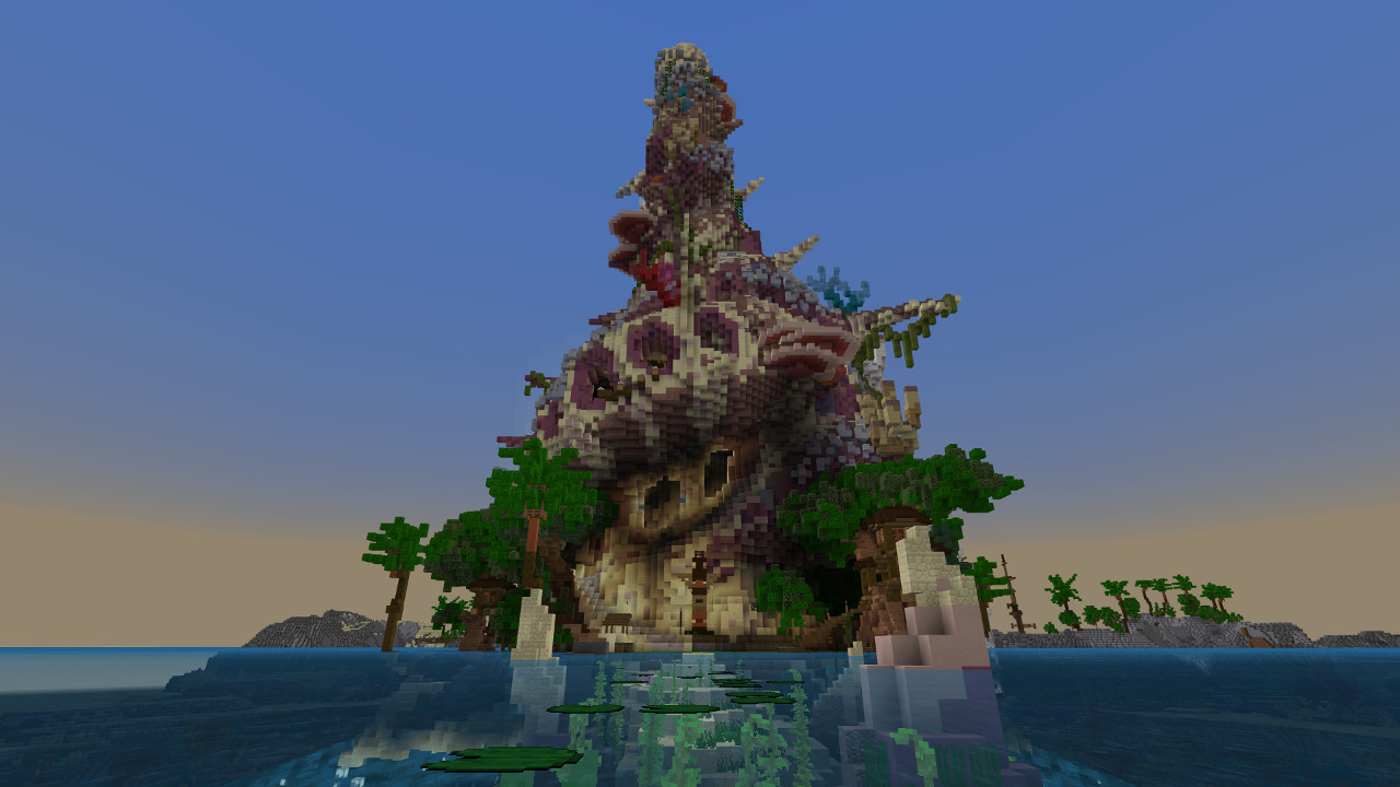 Find The Free Aquatic Quest Map Minecraft