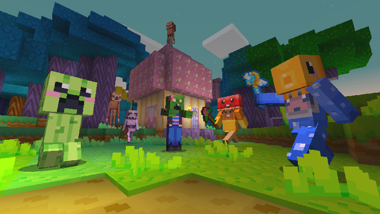 Super Cute Texture Pack out today | Minecraft