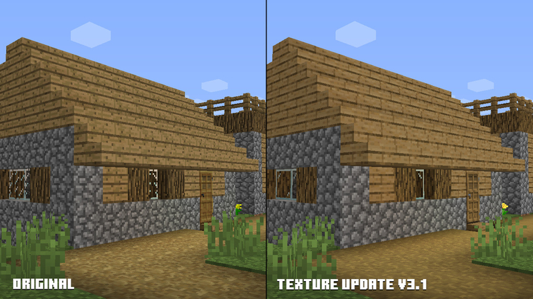 Minecraft updates texture pack on java again, coming soon to bedrock platforms - onmsft. Com - december 11, 2018