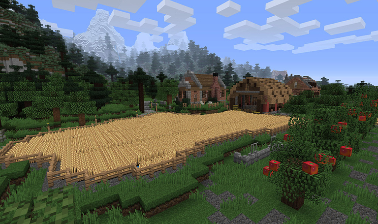 Welcome to broville minecraft about half the landscape is based directly on minecrafts own terrain generation but broville does borrow from real life too loosely basing its geography gumiabroncs Image collections