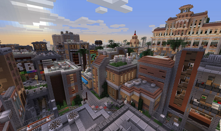 Welcome to broville minecraft about half the landscape is based directly on minecrafts own terrain generation but broville does borrow from real life too loosely basing its geography gumiabroncs Gallery