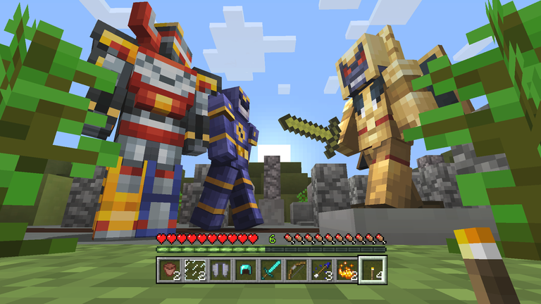 Power Rangers Come To Console Pocket And Windows Minecraft - Skins para minecraft windows 10