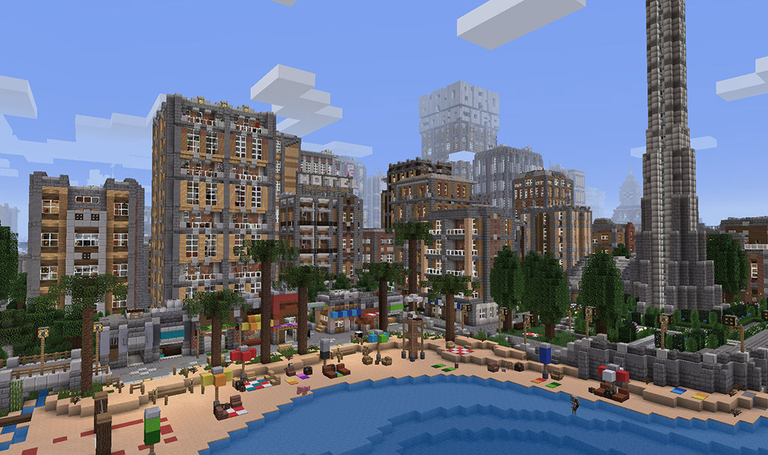 Welcome to broville minecraft about half the landscape is based directly on minecrafts own terrain generation but broville does borrow from real life too loosely basing its geography gumiabroncs Choice Image