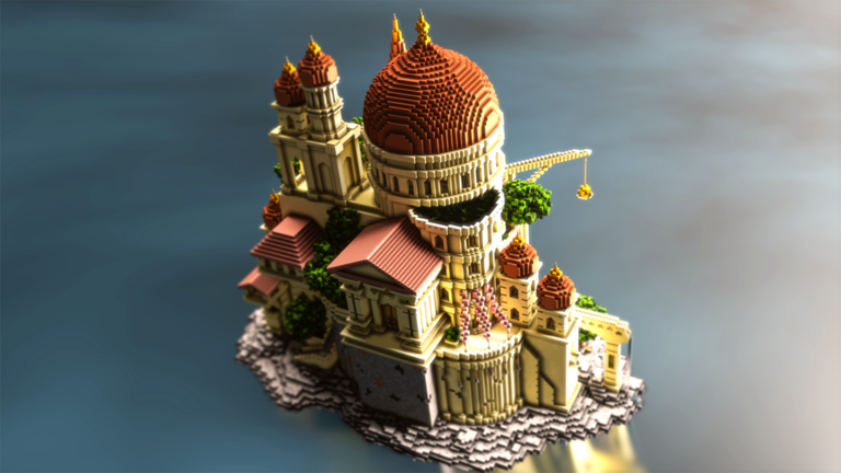 Baitul Ihsan Place Of Good Deeds Is One Rileys First PC Builds Renders By Kryiin And IJomeilL