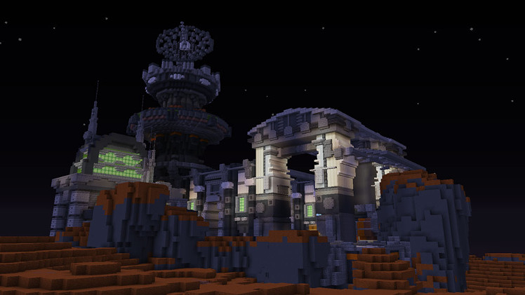 New on marketplace party games and space stations minecraft welcome to the interstellar delight that is proton station your mission seems simple to survive on this new planet and collect resources for the station gumiabroncs Choice Image