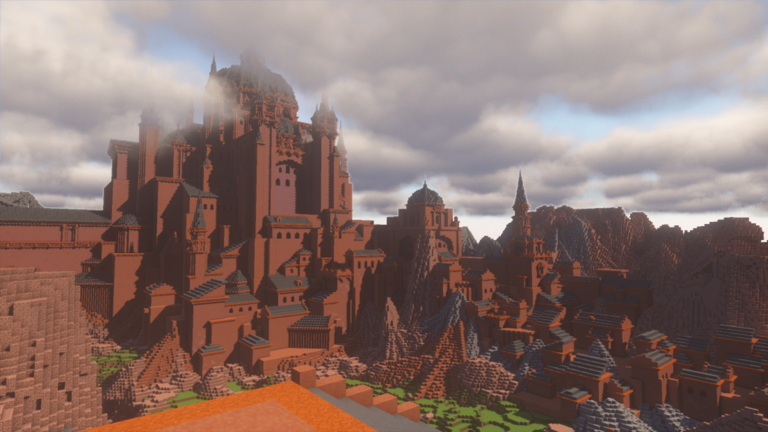 Castle Canyon Minecraft - Minecraft defence spiele