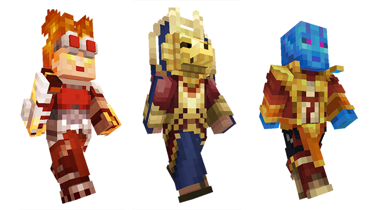 Magic The Gathering Comes To Minecraft Minecraft - Minecraft skins fur mac
