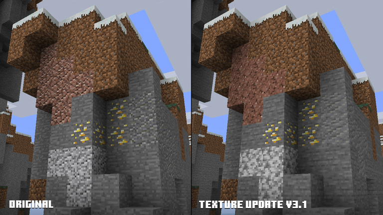 Try The New Minecraft Textures Minecraft