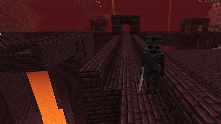 Block of the week nether brick minecraft that sure looks like a good contender for block of the week you mutter to yourself as you get torn apart by wither skeletons and you would be right solutioingenieria Choice Image