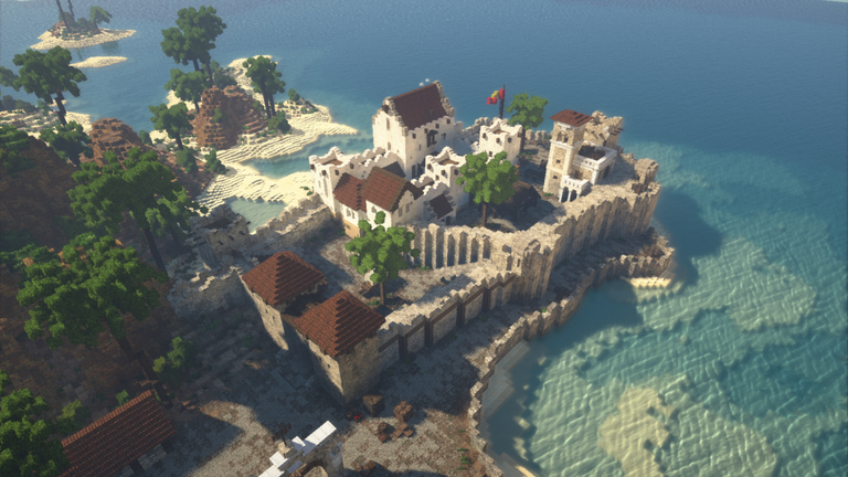 Adventure Isles Minecraft