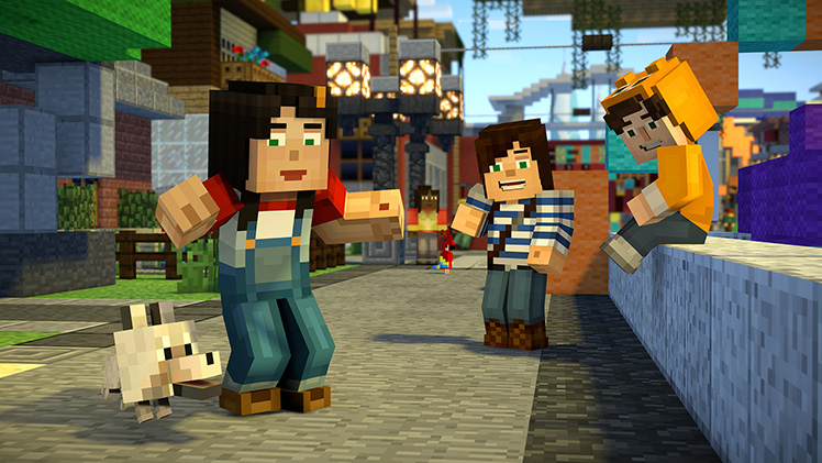 Story Mode Season 2 Coming Soon Minecraft